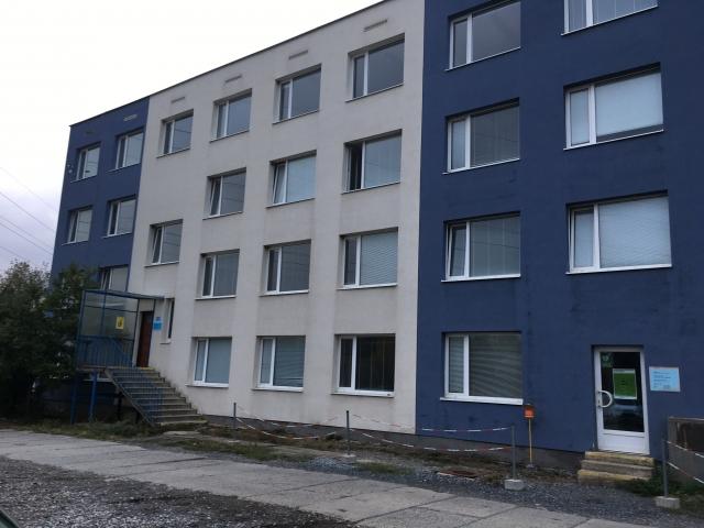 Administrativní budova společnosti SKANSKA, Praha 5, areál Řeporyje