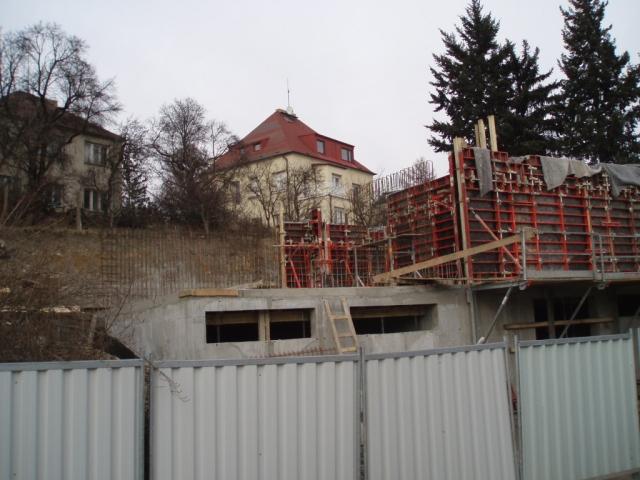 Vila Podolí - Praha 4